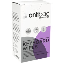 Antibac - Keyboard Wipes 10st