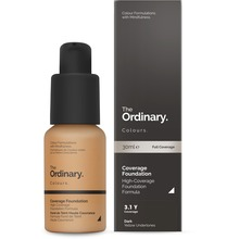 The Ordinary - Coverage Foundation 3.1 Y 30ml