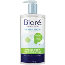 Bioré - Baking Soda Pore Cleanser 200 ml