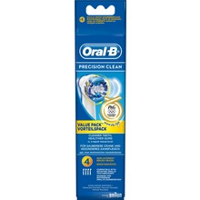 Oral-B - Precision Clean EB20 4 st