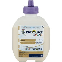 Isosource Junior - sondnäring för barn, neutral, Smart Flex 12 x 500 milliliter