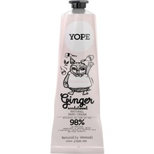 Yope - Hand Cream Ginger and Sandalwood 100 ml
