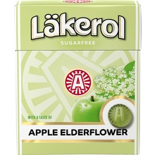 Läkerol Classic - Apple & Elderflower 1-p 25g