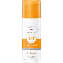Eucerin - Anti-Age Sun Creme Face Tinted 50+ 50 ml