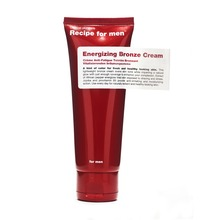 Recipe For Men - Enerigizing Bronze Cream 75 ml