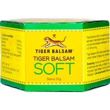 Tiger Balsam Soft - Salva 25 gram