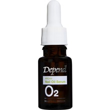 Depend O2 Argan Nail Oil Serum - Nagelserum. 10 ml.