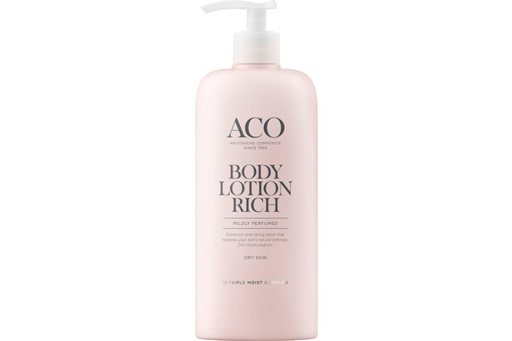 Body Lotion Rich Parfymerad