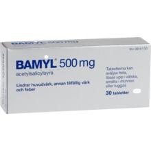 receptfria vätskedrivande tabletter