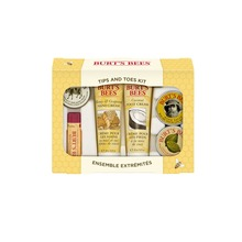 Burt's Bees - Tips & Toes Kit 5-20g