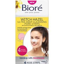 Bioré - Witch Hazel Pore Strips 6 st