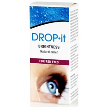 Drop-it Brightness Red eyes - Ögondroppar för röda ögon 10 ml