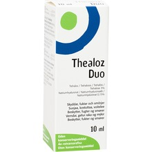 Thealoz Duo - Tårsubstitut 1 ST
