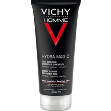 Vichy - Homme Hydra Mag C Shower Gel 200 ml