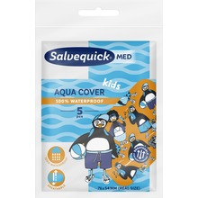 Salvequick - Aqua Cover Kids 5 p