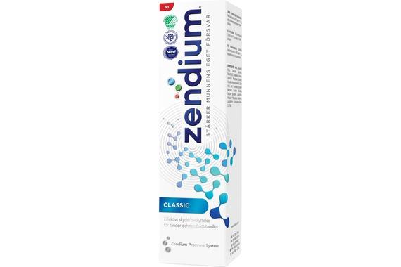 Zendium Tandkräm Classic 75ml