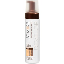 St Moriz - Advanced 5in1 Tanning Mousse Dark 200 ml