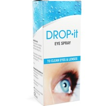 Drop-it Clean eyes - Ögonspray f Linser 10 ml
