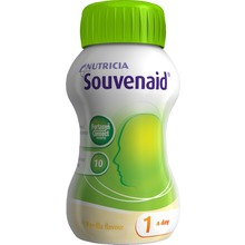 Souvenaid Vanilj 4x125 ml