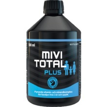 Mivitotal Plus - Vitamin & Mineraltillskott 500ml