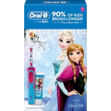 Oral-B - Giftpack Frozen 1ST
