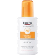 Eucerin - Sensitive Protect Sun Spray SPF50+ 200 ml