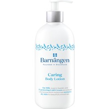 Barnängen Founded in Stockholm - Caring Body Lotion 400 ml