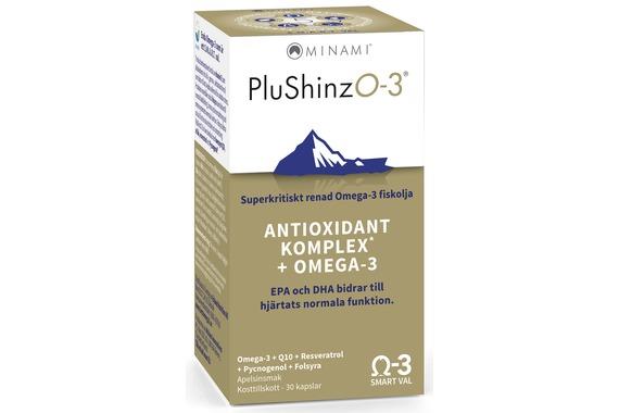 MorEPA Högkonc Omega-3 30 kaps