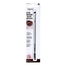 Depend Eyebrow duo brush - Borste, 1 styck