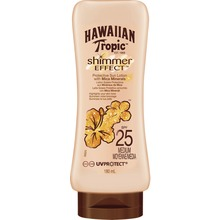 Hawaiian TropicShimmer Effect Sun Lotion SPF 25