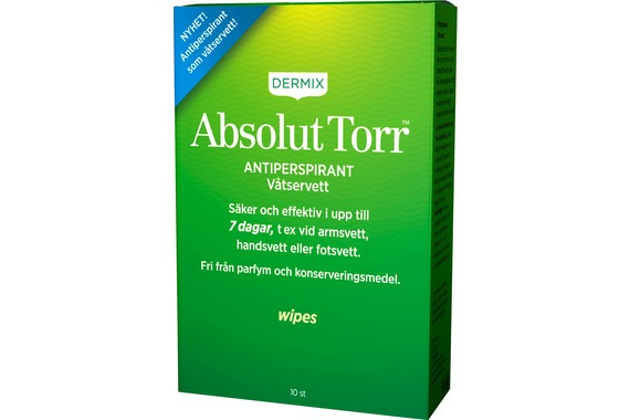 Absolut Torr Wipe