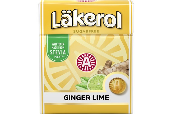 Ginger Lime 1-pack