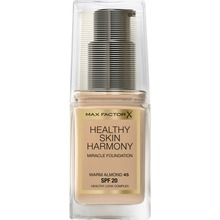 Max Factor - Skin Harmony 45 Warm Almond 30 ml