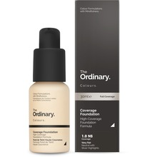 The Ordinary - Coverage Foundation 1.0 NS 30ml