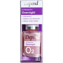 Depend - O2 Strength Overnight 10 ml
