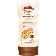 HAWAIIAN TROPIC - Silk Hydration Lotion spf 30 180 ml