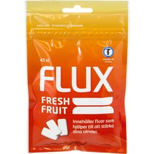 FluxTuggummi Fresh Fruit