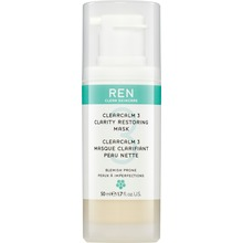 REN - Clearcalm 3 Clarity Restoring Mask 50ml