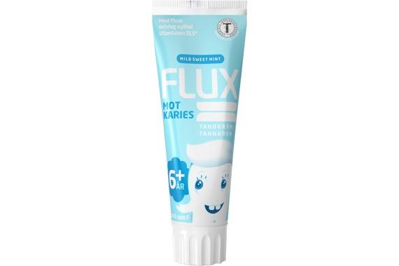 Flux Barntandkräm 6+ år 75 ml