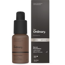 The Ordinary - Serum Foundation 3.3 N 30ml