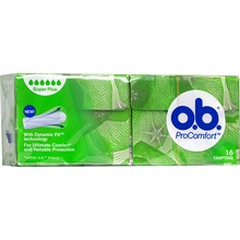 O.B - ProComfort Super Plus 16 St