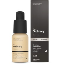 The Ordinary - Coverage Foundation 2.0 N 30ml