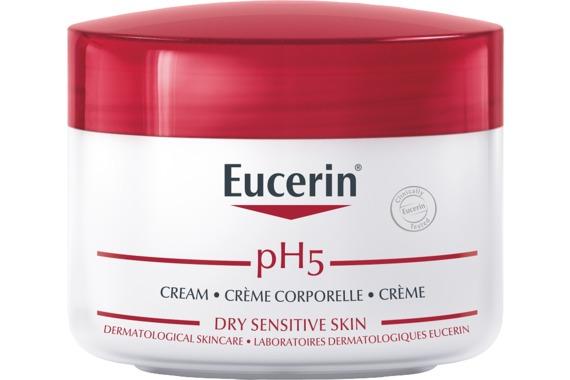 Eucerin pH5 Cream 75 ml - Fuktkräm För Torr Hud