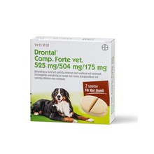 Drontal Comp Forte vet.Tablett