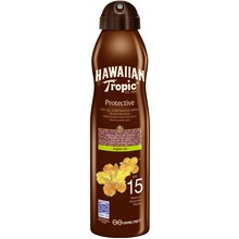Hawaiian Tropic - Dry Oil Argan CSpray Spf15 177 ml