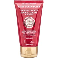 Raw Naturals - Million Dollar Bronze Cream 75 ml