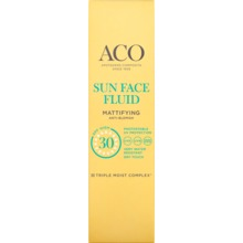ACO - Sun Face Fluid Mattifying SPF 30 40 ml