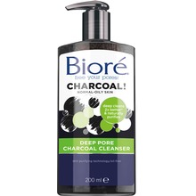 Bioré - Charcoal Cleanser 200 ml