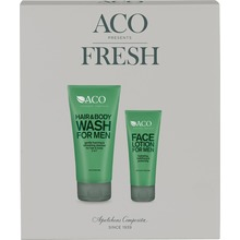 ACO FOR MENSHOWER WASH & FACE CREAM