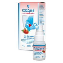 ColdZyme Strawberry - Munspray mot förkylning 20ml